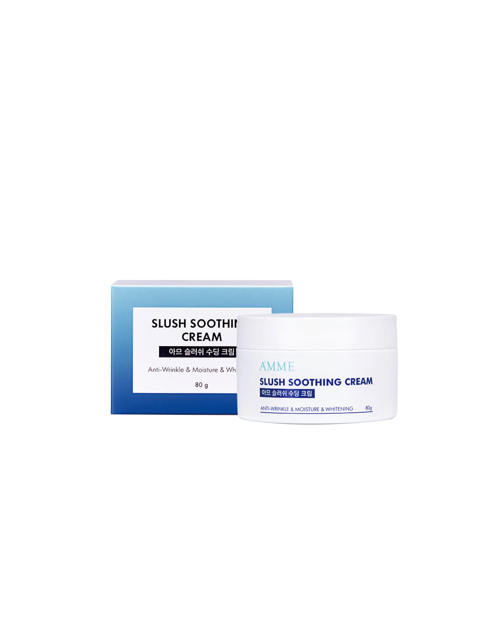 A'MME Slush Soothing Cream 80g